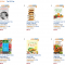 Getting The Best CookBooks On Kindle:  A Guide To The Ten Best Sellers