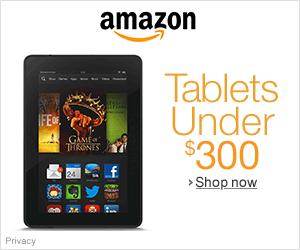 Amazon Tablets Black Friday Deals Under $300