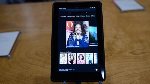 Kindle Fire Black Friday and Cyber Monday Deals 2014