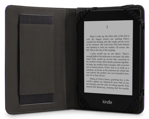 MarBlue Atlas (new) for Kindle Case interior hand strap