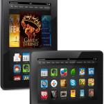 Kindle Fire HDX 7 color eReader review