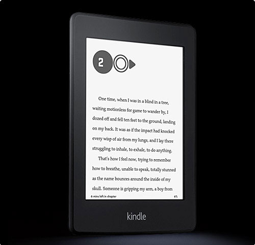 New Kindle Paperwhite 2015 model Review