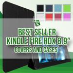 Best HDX 8.9 Cases