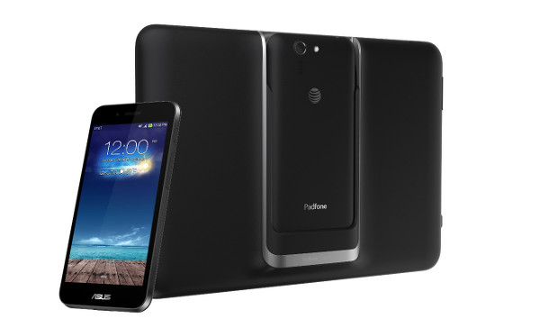 CES 2014 Asus PadFone X Phone:Tablet Hybrid Review