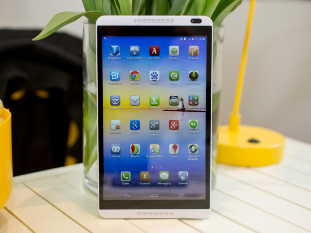 Huawei MediaPad M1 Tablet Review