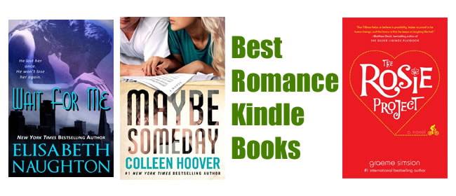 Best Romance Kindle Books