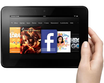 Certified Refurbished Kindle Fire HD Tablet