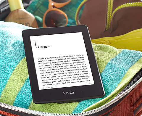kindle paperwhite touchscreen 2013