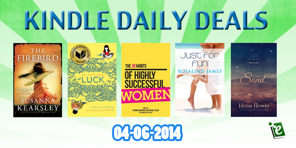 Kindle Daily Deal 4-6-2014