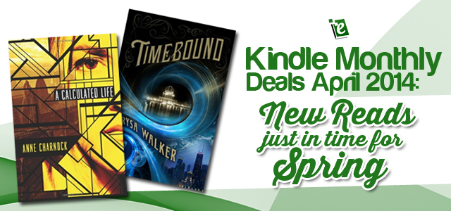 Kindle Monthly Deals April 2014