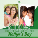 Kindle is an Ideal Gift for Mother's Day TN