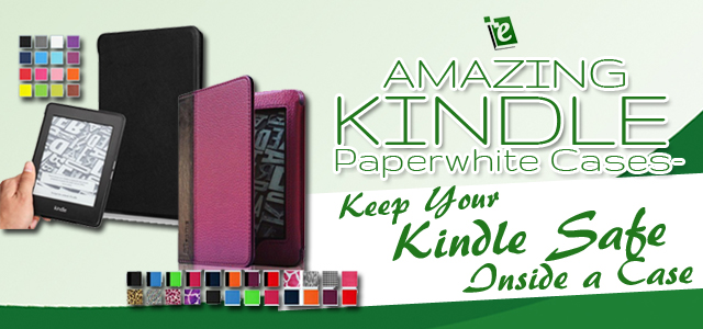 Best Seller Kindle Paperwhite Cases and Covers