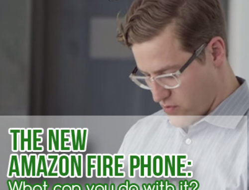 The new Amazon phone:  You want one… but what can you DO with it?