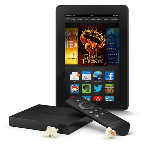 Amazon Fire TV and Kindle Fire HDX 7 Bundle Review