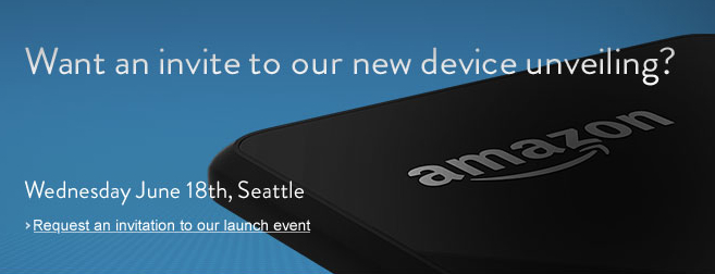 Amazon is launching new device - Fire Phone Event