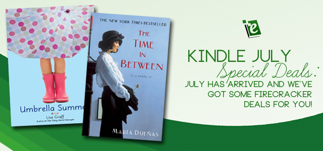 Kindle July Deals - Any special out there?