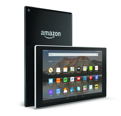Fire HD 10 Tablets