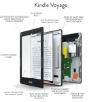 Kindle Voyage Break Down Innovation Diagram