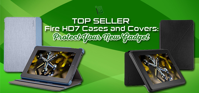 Top Seller Fire HD 7 Cases