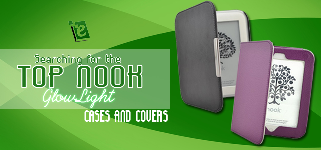 Top NOOK Glowlight Cases