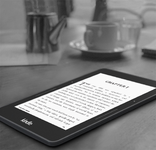 Kindle Voyage - Best eInk Reader