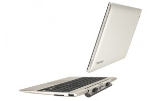 Toshiba's Satellite Click Mini 2-in-1
