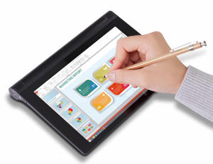 Yoga tablet 2 with AnyPen