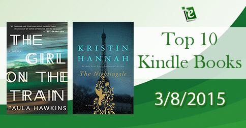 Top 10 Kindle Books