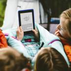 Kids Enjoy Reading on Kindle
