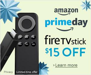 Fire TV Stick $15 off