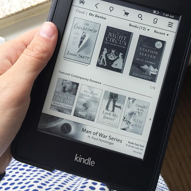 kindle prime day deals