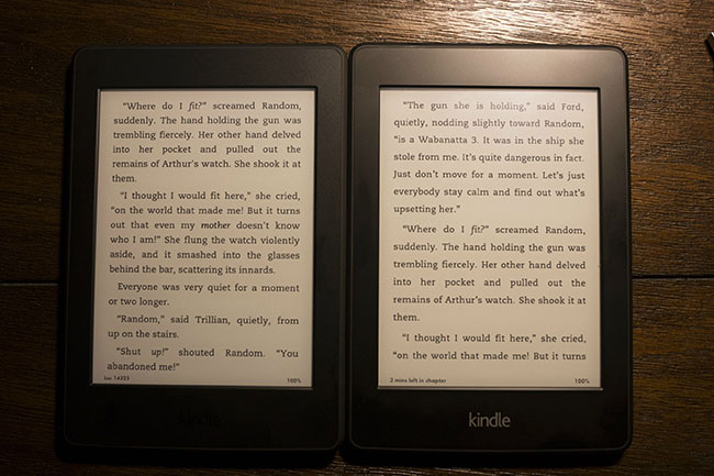 paperwhite 3 vs paperwhite 2 - which one is better