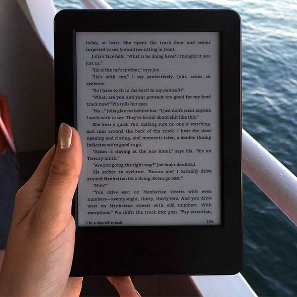 Enjoying Kindle Paperwhite