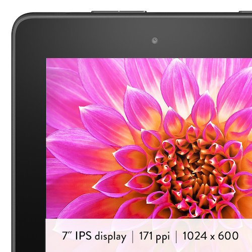 Fire Tablet 2015 - 7 IPS display - 171 ppi