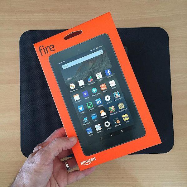 Amazon Fire 2015