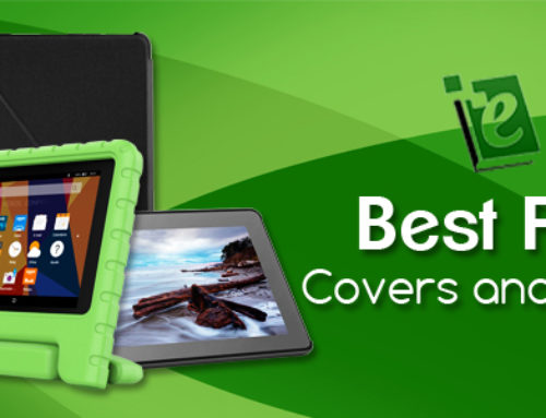 Best Fire Covers and Cases (7th Gen 2017) and 2015: Protect Your Fire Tablet