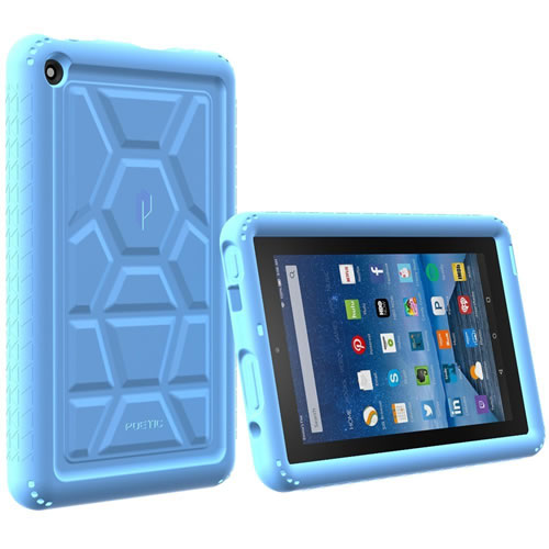 Poetic Protective Silicone Case for Amazon Fire 7 5th Gen