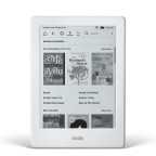 White Kindle ebook reader 2016 featured