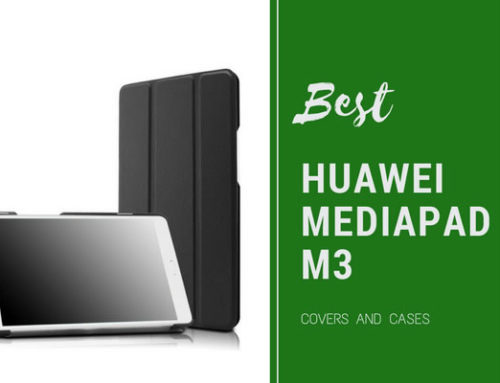 Complete the Set with the Best Huawei MediaPad M3 (2017) Covers and Cases