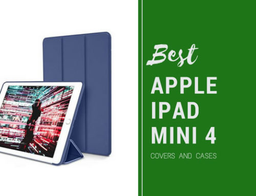 Cover Up with Best iPad Mini 4 Covers and Cases (2018)