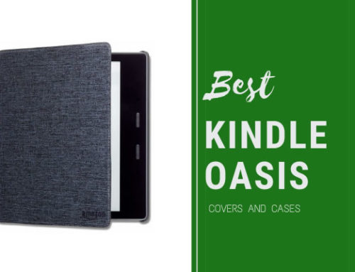 "Best Kindle Oasis E-Reader Cases and Covers: ""Read"" All About 'Em!"